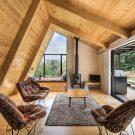 Семейная дача в Новой Зеландии от Cymon Allfrey Architects.