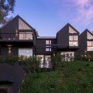Резиденция Холлиридж в США от AUX Architecture.