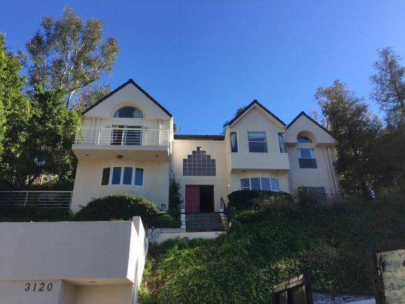 Резиденция на Голливудских холмах