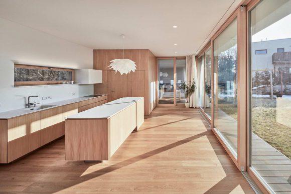 Модернистский дом в Чехии