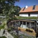 Дом в Слани в Чехии от Jan Švestka и Martin Beránek.