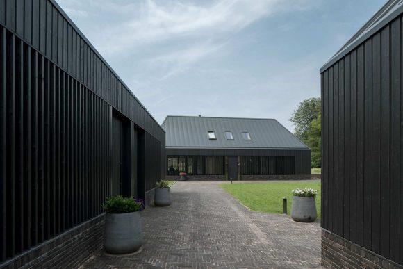 Очень голландские дома