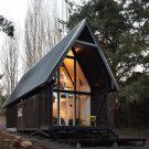 Дом Р в Чили от Felipe Lagos.