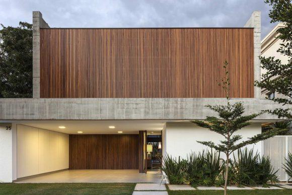 Городской дом в Бразилии