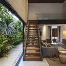 Дом Кастро в Бразилии от Aguirre Arquitetura.