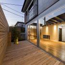 Дом Н в Японии от YDS Architects.