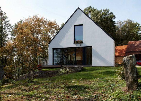 Сельский дом в Чехии