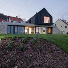 Дом в Клентнице в Чехии от Stempel & Tesar Architects.