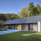 Дом в Миловице в Чехии от Stempel & Tesar Architects.