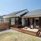Дом в Сугие в Японии от Horibe Associates.
