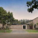 Связанный Дом в ЮАР от Strey Architects and Associates.