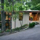 Резиденция Маунтин Брук в США от Fritz Woehle и Design Initiative.