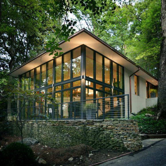 Круглый дом в США