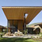 Составной дом (RCR Compound) в США от Carney Logan Burke.