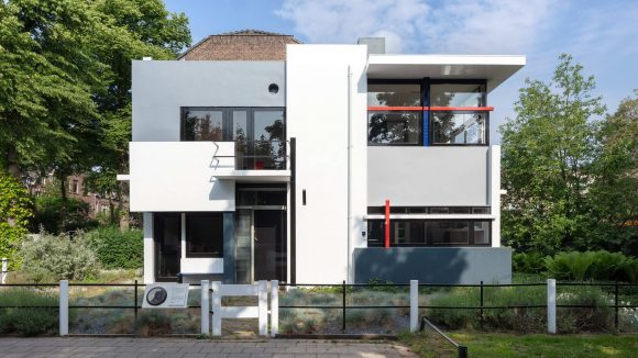 Дом Шрёдер (Rietveld Schröderhuis)