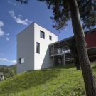 Дом-башня в Чехии от Stempel & Tesar architekti.