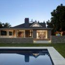 Винный загородный дом в США от Bohlin Cywinski Jackson.