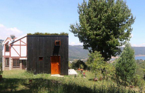 Дача архитектора в Колумбии