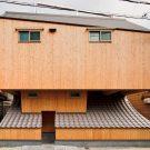 Дом Улей в Японии от Jima Design.