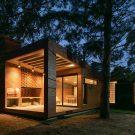 Дом «Тихий уголок» в Аргентине от Estudio Galera.