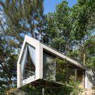 Лесной дом 02 во Вьетнаме от D12 Design.