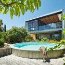 Дом Золотое Дерево в Австралии от Hartree + Associates Architects.