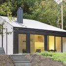 Дом у озера в Германии от mvm+starke architekten.
