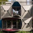 Дом Механический Балет в Швейцарии от Manuel Herz Architects.