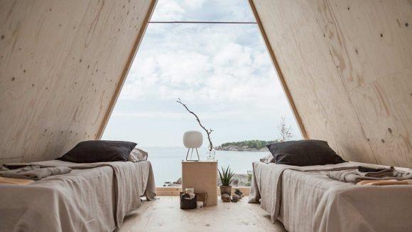Дачный домик в Финляндии