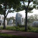Проект Веха в Голландии от Houben & Van Мирло Architecten.