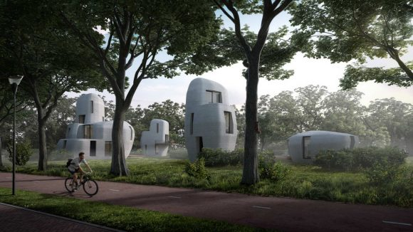 3D-Дом в Голландии
