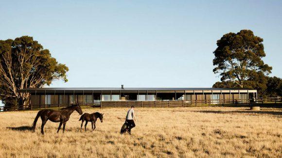 Сельский особняк в Австралии