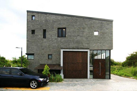 Двойной дом в Корее