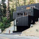 Деревянный дом в США от Park City Design + Build.