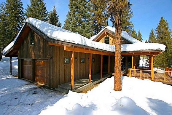 Лесной дом для архитектора