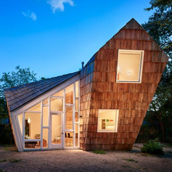 Дом Улей в США от Studio 512.