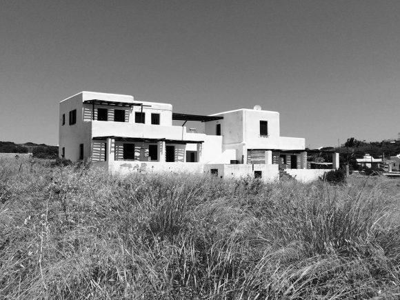 Обновление домов в Греции