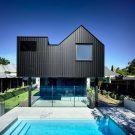 Чёрный дом в Мельбурне