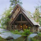 Каменный дом в США 3