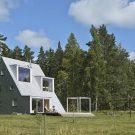 Дача архитектора в Швеции