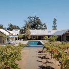 Дом у виноградника в США 3