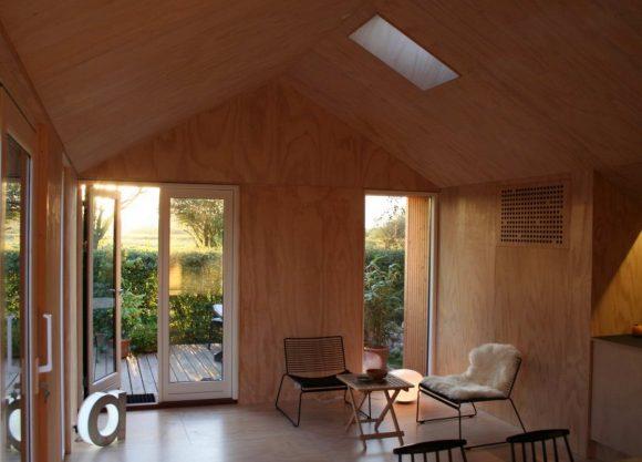 Дачный домик в Дании