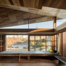 Коттедж Капитана Келли в Австралии от John Wardle Architects.