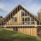Дом Новое Местечко в Чехии от A.LT Architekti.