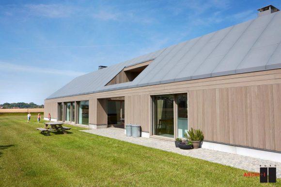 Сельский дом в Бельгии