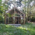 Дом-ателье Индиго в Голландии от Woonpioniers.