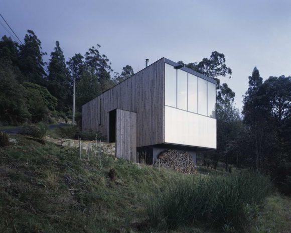 Маленький Большой Дом в Австралии от Room11 Architects.