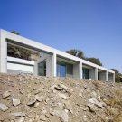 Параллельный дом в Греции от En Route Architects.