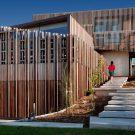 Резиденция Квинсклифф в Австралии от John Wardle Architects.