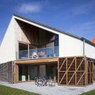 Летний дом в Бельгии от BURO II & ARCHI+I.